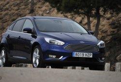 Ford Focus 1.0 EcoBoost (I): Interior y novedades 2015
