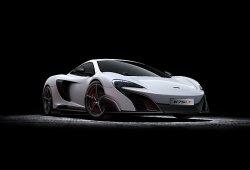 McLaren 675LT, resurge el Longtail