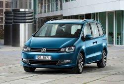 Volkswagen Sharan 2015, estreno en Ginebra