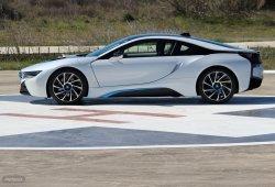 Prueba BMW i8: Exterior e interior (II)
