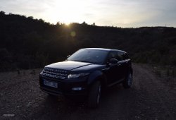 Prueba Range Rover Evoque TD4 Prestige (III): comportamiento y valoración final