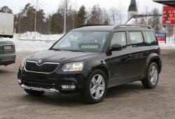 El SUV de 7 plazas de Skoda sale de paseo