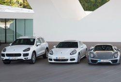 1.000 kilómetros de celebración a bordo del Porsche 918 Spyder