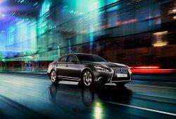 Lexus registra la denominación LS500h, ¿una nueva versión de acceso a la vista?