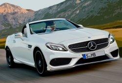 Habrá un Mercedes SLC 450 AMG SPORT dentro de poco