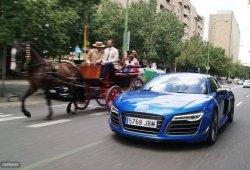Prueba Audi R8 LMX: impresiones de conducción