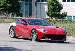 El Ferrari F12 Berlinetta M también se actualiza
