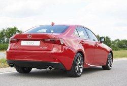 El Lexus IS 200t ya está aquí, adiós al V6