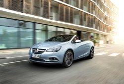 Opel Cabrio 2015, ahora con motor diésel 2.0 CDTi de 170 CV