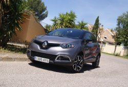 Prueba Renault Captur Zen Energy dCi 90 S&S eco2 (II): exterior e interior