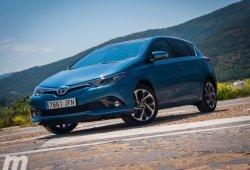 Prueba Toyota Auris 2015: Diseño, interior y habitabilidad