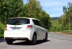 Toyota Verso 115D Advance 7 Plazas: Introducción, precios y versiones (I)