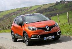 Holanda - Mayo 2015: El Renault Captur iguala su récord