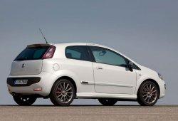 Italia - Mayo 2015: El Fiat Punto sigue conquistando al público