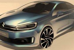 Citroën C-Quatre, el futuro C4 se muestra en China