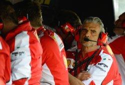 Ferrari sostiene que el desarrollo del SF15-T está siendo el correcto