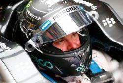 Rosberg repite con el mejor tiempo en los segundos libres