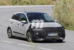 Hyundai i20 Turbo 2016 ¿En camino?