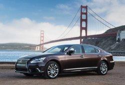 El nuevo Lexus LS confirma su debut para octubre