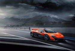 La última locura de McLaren Special Operations es un P1 con mucha fibra de carbono