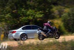 Motor.es acepta una Misión Imposible: Probamos el BMW M3 y la BMW S 1000 RR
