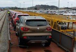 El Renault Kadjar se exporta a todo tren