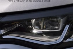 El Renault Talisman nos anticipa sus faros Full LED