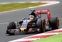 Sainz urge a Toro Rosso para mejorar el ritmo inicial en carrera