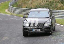 Bentley Bentayga Speed, la versión más deportiva ya está en marcha