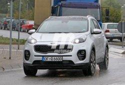 El nuevo Kia Sportage, ya en la carretera y con todo detalle