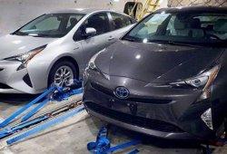 Toyota Prius 2016, desvelado en una nueva filtración
