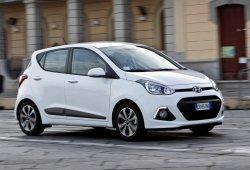 Holanda - Julio 2015: El Hyundai i10 entra en el Top 10