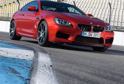 BMW M6 Competition, 600 CV que van camino de Frankfurt