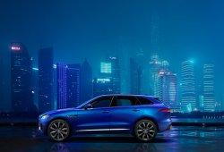 Jaguar F-Pace, listo para el Salón de Frankfurt
