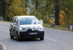 El Opel Meriva 2017 sigue mostrando su nuevo concepto