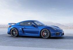 Porsche Cayman GT4 Clubsport, la versión de carreras que llegará