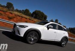 Prueba Mazda CX-3 2.0 120 CV 2WD