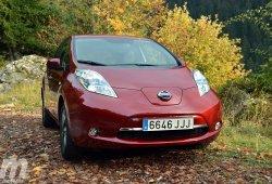 Prueba Nissan Leaf 30 kWh, nueva versión con 250 km de autonomía