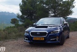 Subaru Levorg ¿el WRX familiar?