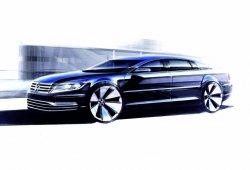 La próxima generación del Volkswagen Phaeton tendrá una versión eléctrica