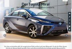 """Europa todavía está muy """"verde"""" para los coches de hidrógeno"""
