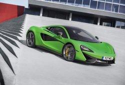 Los McLaren Sports Series inician su producción