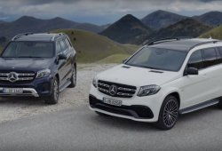 Mercedes GLS 2016, en vídeo