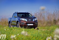 "Prueba Nissan NP300 Navara, versatilidad ""made in Spain"""
