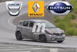 Renault está probando nuevos modelos para Datsun y Dacia