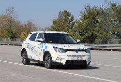 Ssangyong y la tecnología del futuro, electricidad y conducción autónoma