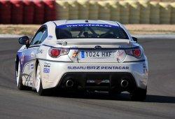 Subaru BRZ Pentacar: ¡Subaru vuelve a la competición!