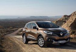 Francia - Octubre 2015: El Renault Kadjar sigue subiendo escalones