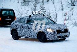 El Audi Q2 se prepara en la nieve antes de su debut en Ginebra