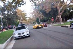 El propietario de un Ferrari LaFerrari más estúpido del mundo
